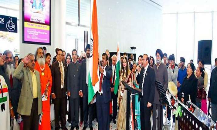 fiji first to celebrate india s 67th i day