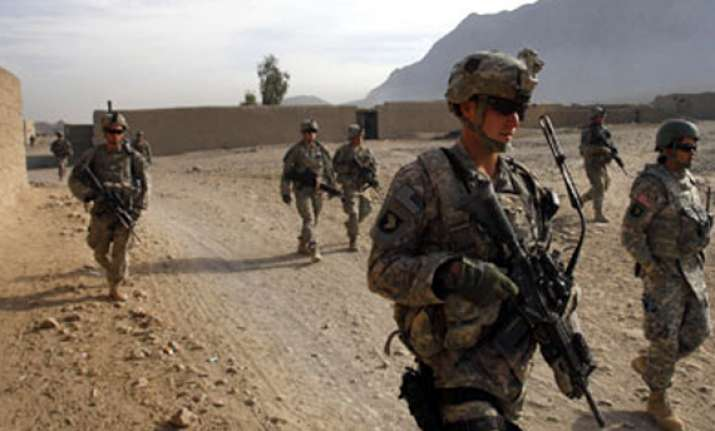 five nato soldiers killed in afghanistan
