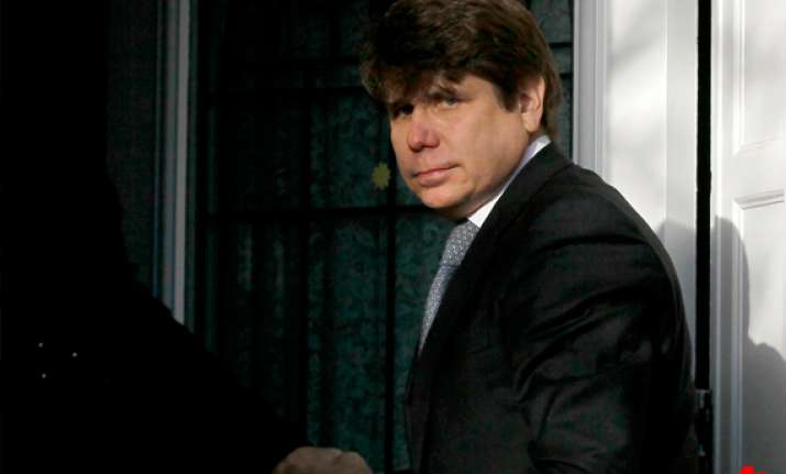 former illinois governor blagojevich gets 14 years in