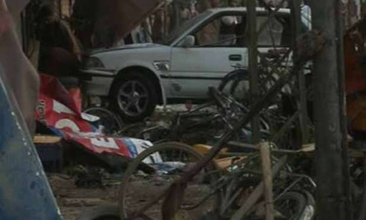 four killed in pakistan blasts