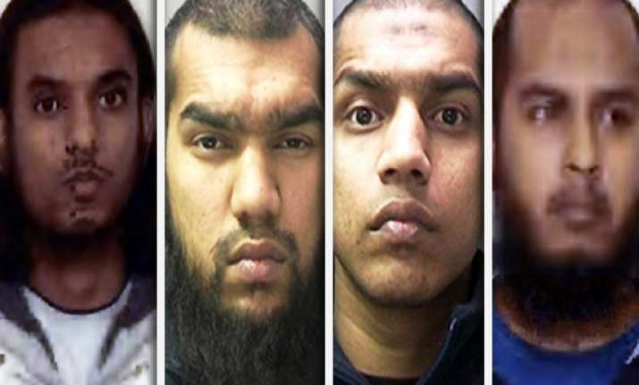 four admit to plotting mumbai style attacks in london