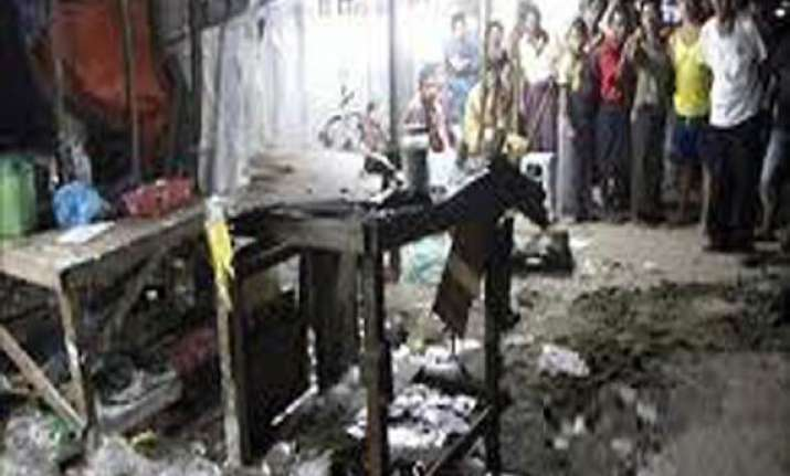 four bomb blasts in 3 myanmar cities 2 wounded