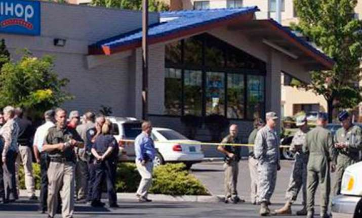 four dead nine wounded in nevada shooting police