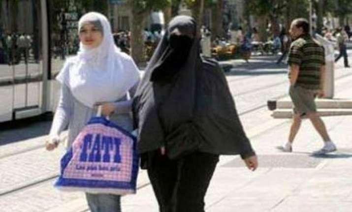 france bans the burqa