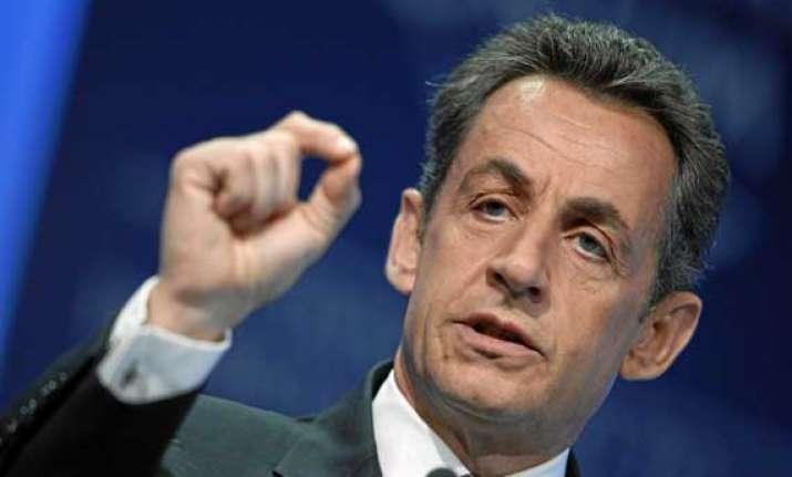 french ex president sarkozy placed under investigation