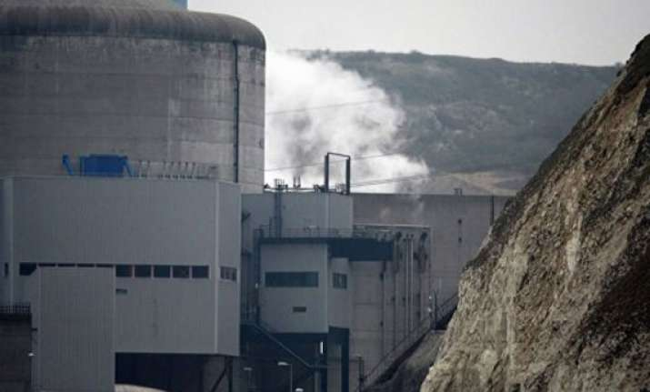 french nuclear reactor shut down after fire