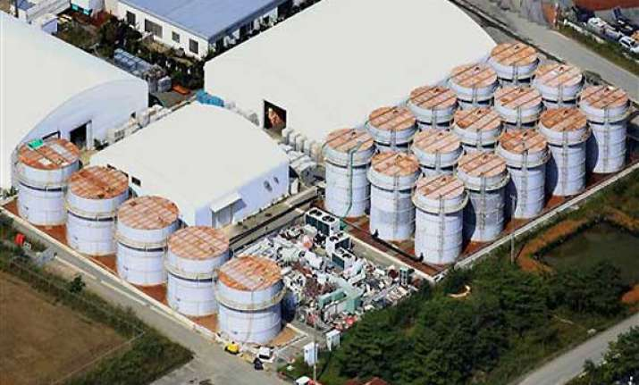 fukushima overflowing tank cause of new leak at nuclear