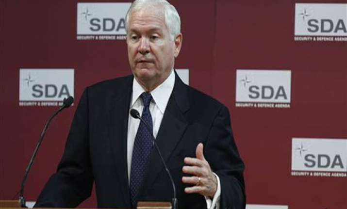 future of nato could be doomed says robert gates