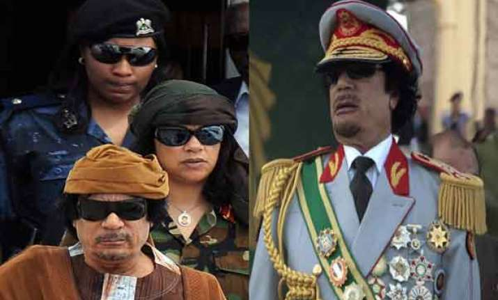 gaddafi s secrets libyan dictator underwent late night