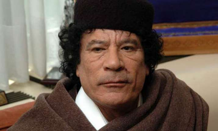 gaddafi shouts lashes out at nato