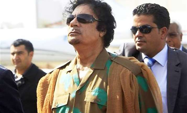 gaddafi the mercurial and eccentric strongman