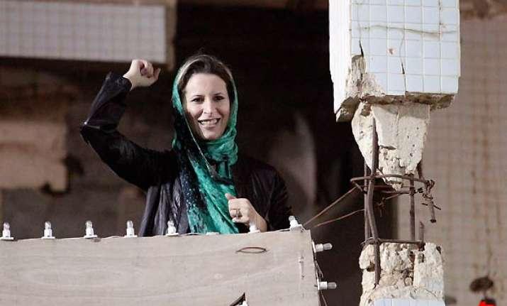 gaddafi s daughter tells children stories of afterlife