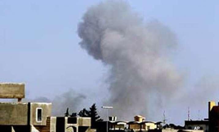 gaddafi s forces continue assault