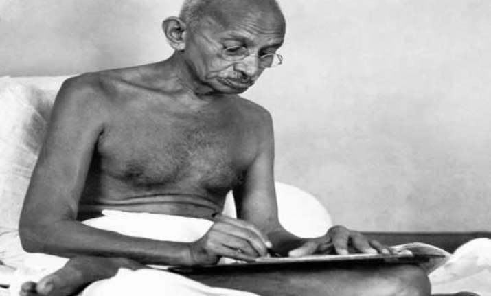 gandhi s letter accusing son of rape up for auction in uk