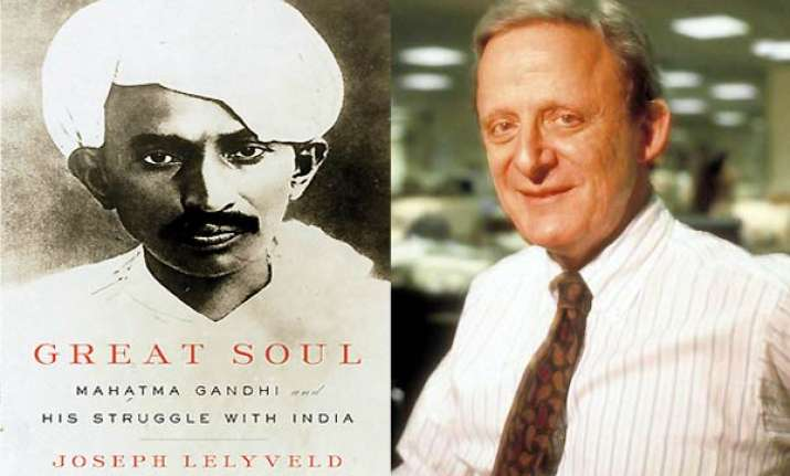 gandhi book based on letters in archives says writer