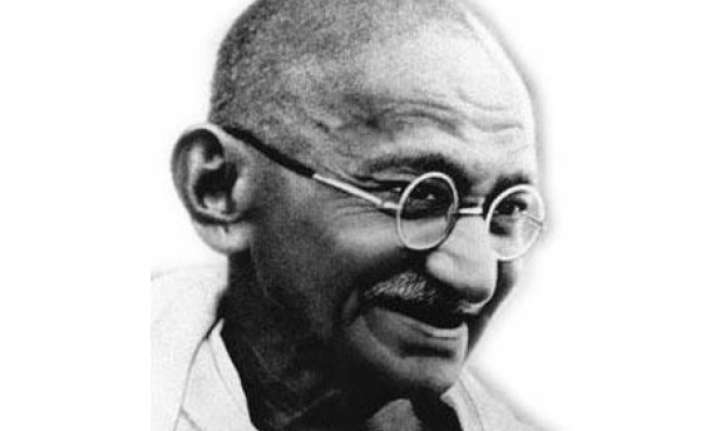 gandhi s glasses letters to be auctioned in uk