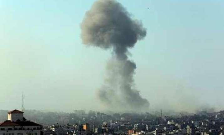 gaza crisis israel hamas begin 12 hour humanitarian window