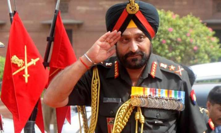 gen singh discusses indo us defence ties with pentagon