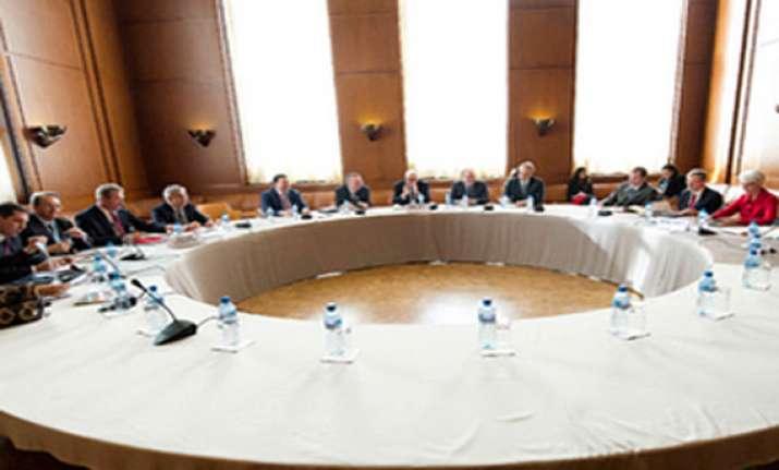 geneva ii conference on syria under way