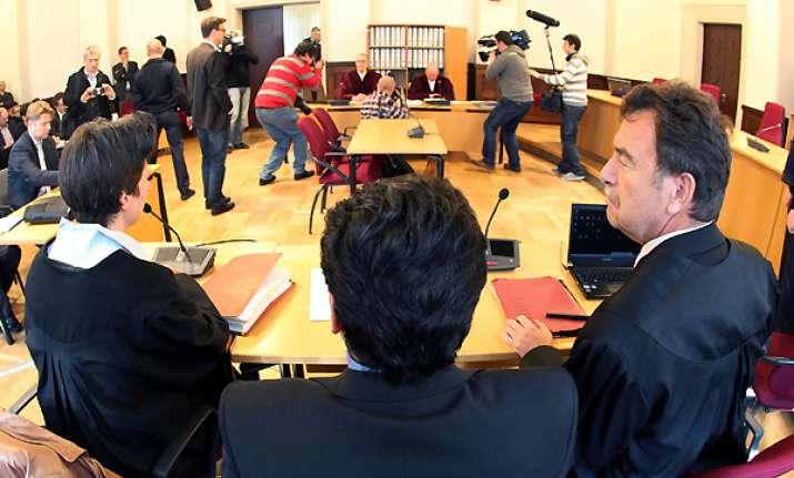german afghan man being tried on al qaida charges