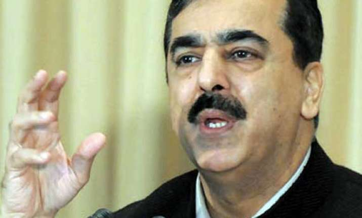 gilani claims credit for no blame game after mumbai blasts