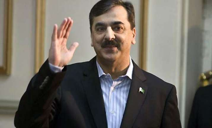 gilani dismisses sharif s demand for snap polls