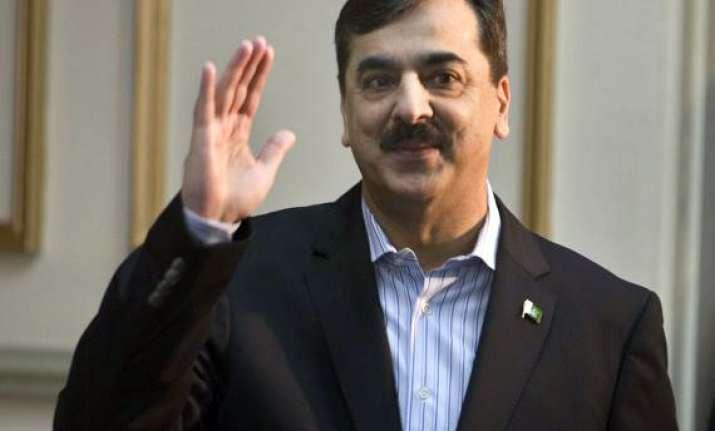 gilani not an honest man says pakistan sc