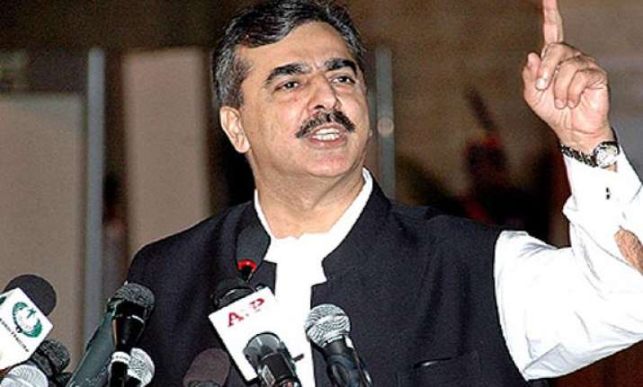 gilani ready to resign over reopening graft cases issue