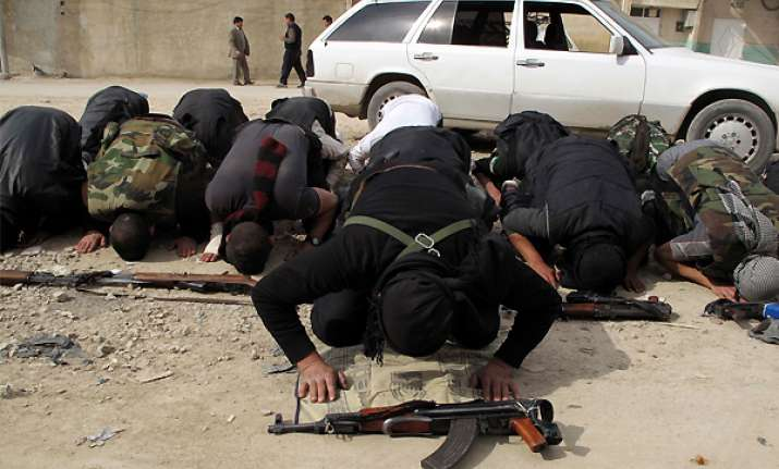 gulf plan could be blank check for syrian rebels