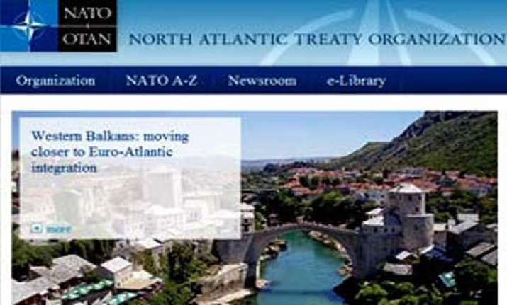 hackers claim to breach nato security