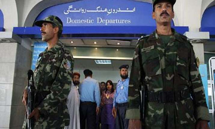high alert at islamabad airport