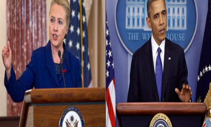 hillary clinton barack obama most admired in 2012 gallup