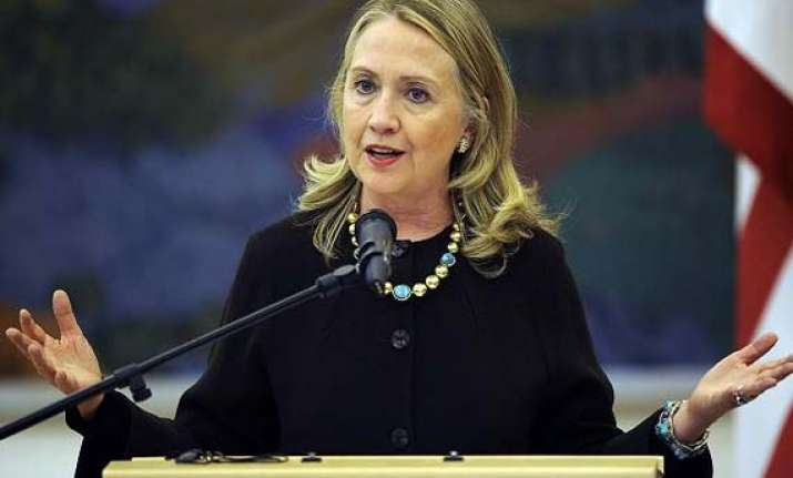 hillary clinton to step down as secretary of state today