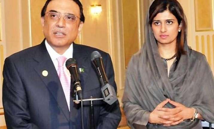 hina rabbani elevated as pakistan foreign minister