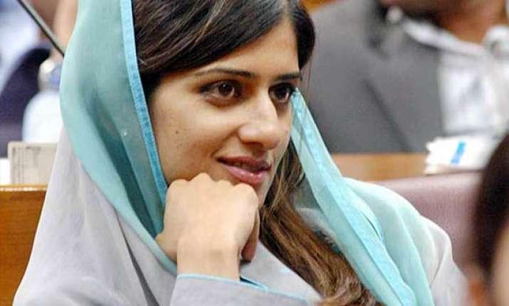 hina rabbani set to be elevated as pak foreign minister