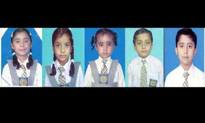 5 hindu children abducted in pakistan