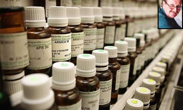 homeopathic medicines are useless says british scientist