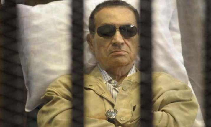 hosni mubarak s health worsens in egypt