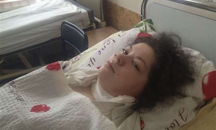 i am dying ukraine protester tweeted after being shot in