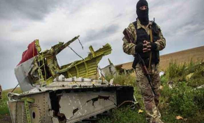 icao in ukraine to analyse mh17 flight recorders