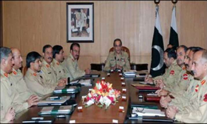 pak generals fear their ranks may have been penetrated by