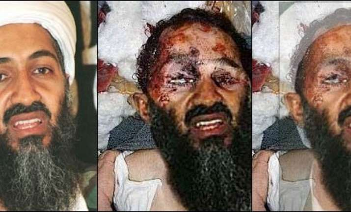 image of dead bin laden fake says pakistani tv