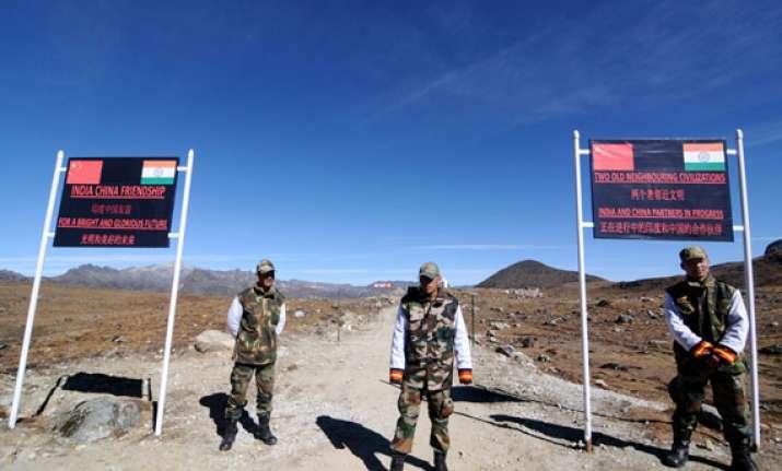 india china hold border mechanism talks