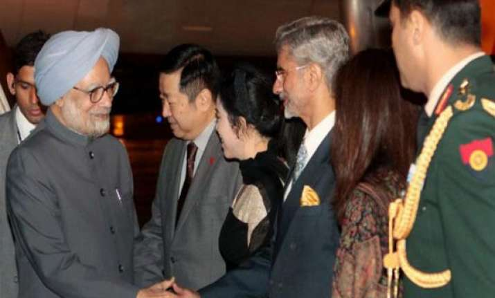 india china sign key border agreement