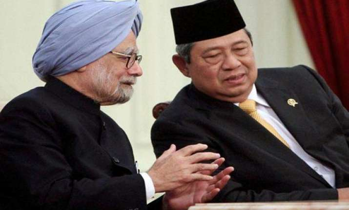 india indonesia sign six agreements