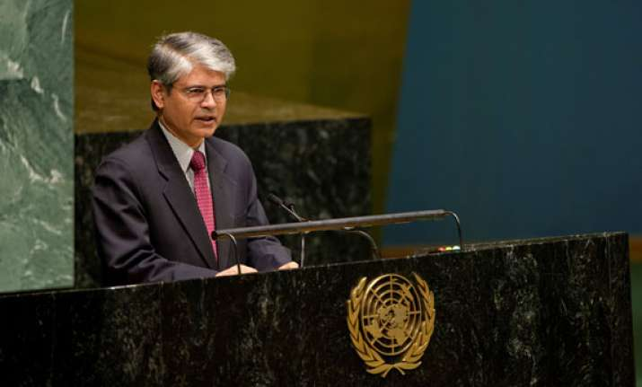 india conveys concern over framing of un peacekeeping