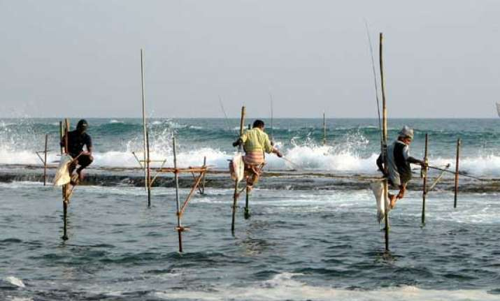 india to seek fishing rights around lankan waters report