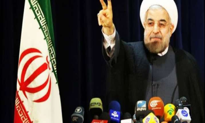 india welcomes rouhani s election as iran s new president