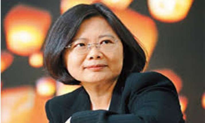 tsai ing wen elected taiwan s first female president