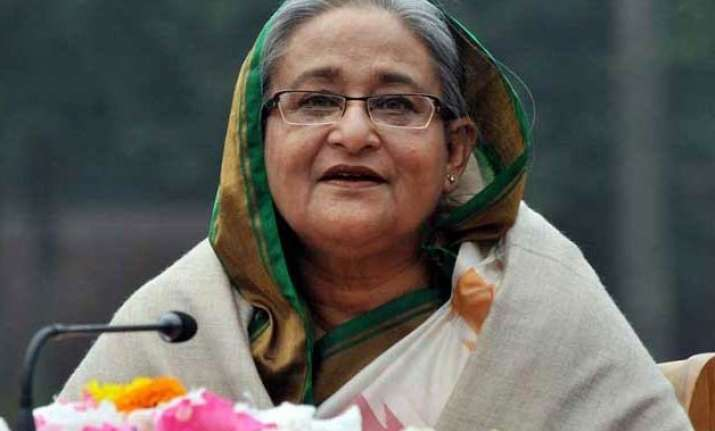 sheikh hasina dismisses is claim security for foreigners